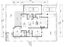 House Plan B1 thumb